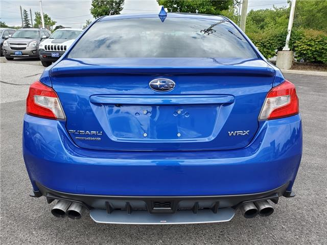 2018 Subaru WRX Sport-tech (Stk: 19S942A) in Whitby - Image 4 of 27