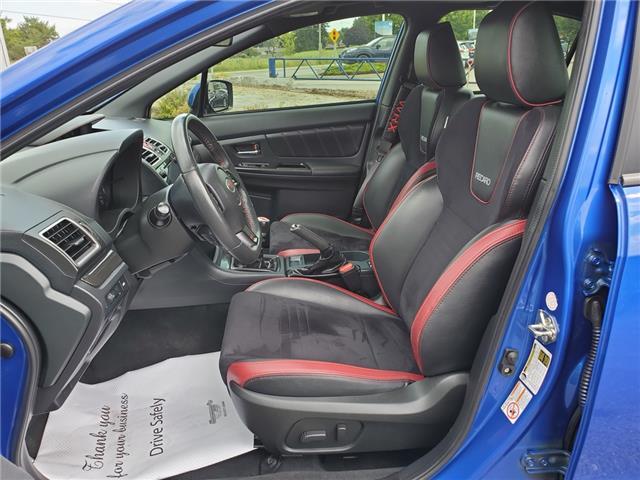 2018 Subaru WRX Sport-tech (Stk: 19S942A) in Whitby - Image 11 of 27