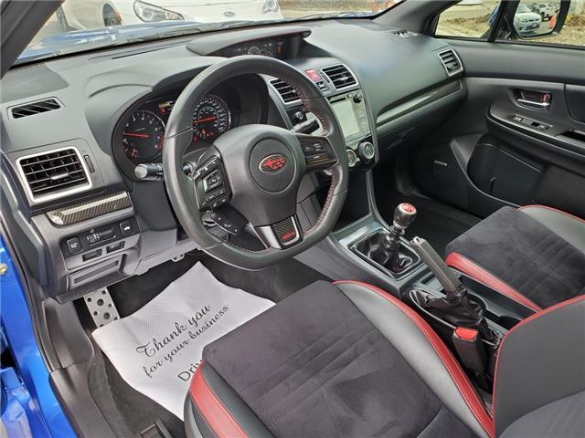 2018 Subaru WRX Sport-tech (Stk: 19S942A) in Whitby - Image 12 of 27