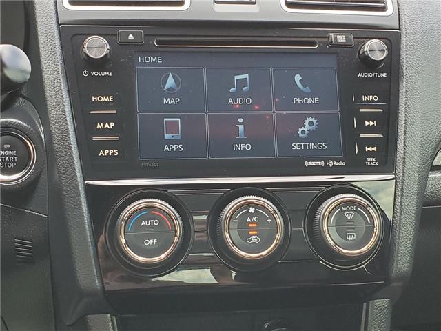 2018 Subaru WRX Sport-tech (Stk: 19S942A) in Whitby - Image 15 of 27