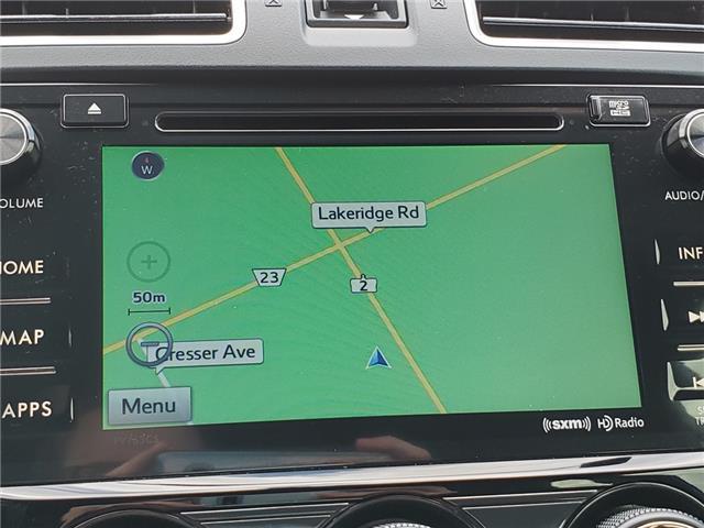 2018 Subaru WRX Sport-tech (Stk: 19S942A) in Whitby - Image 17 of 27