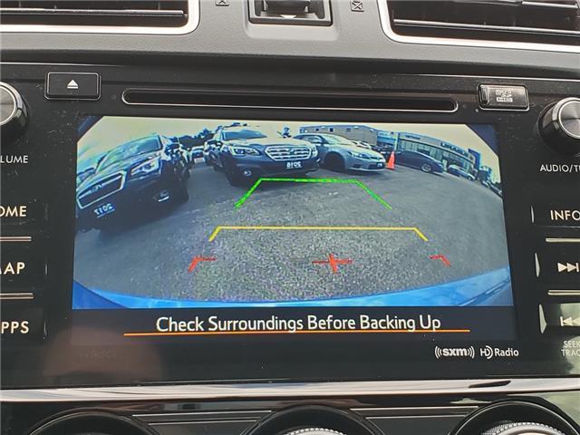 2018 Subaru WRX Sport-tech (Stk: 19S942A) in Whitby - Image 18 of 27