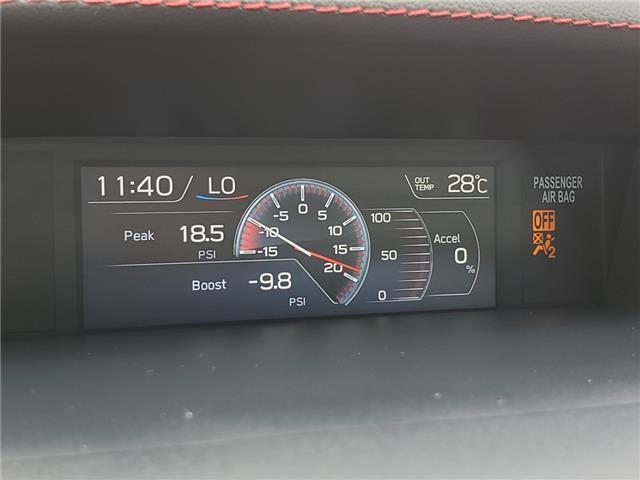 2018 Subaru WRX Sport-tech (Stk: 19S942A) in Whitby - Image 19 of 27