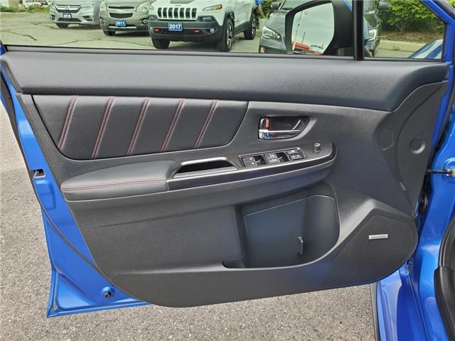 2018 Subaru WRX Sport-tech (Stk: 19S942A) in Whitby - Image 24 of 27