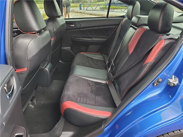 2018 Subaru WRX Sport-tech (Stk: 19S942A) in Whitby - Image 25 of 27