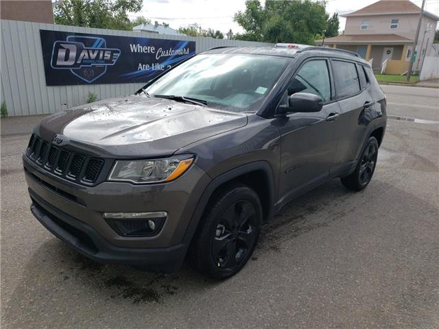 2019 Jeep Compass North (Stk: 15653) in Fort Macleod - Image 1 of 20