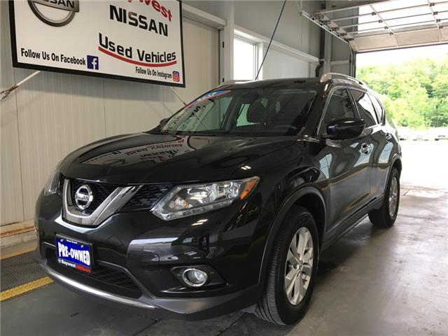 2016 Nissan Rogue SV (Stk: P0696) in Owen Sound - Image 1 of 11