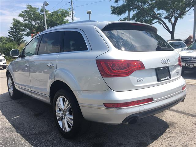2014 Audi Q7 3.0T Technik (Stk: 1780W) in Oakville - Image 5 of 30