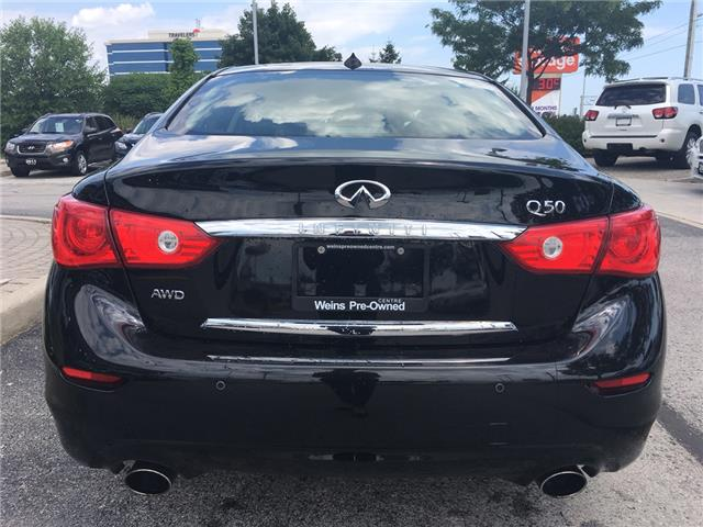 2017 Infiniti Q50 3.0T (Stk: 1777W) in Oakville - Image 5 of 28