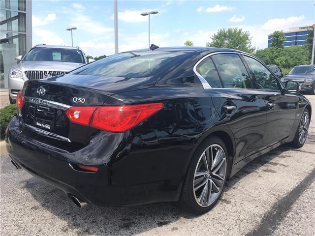 2017 Infiniti Q50 3.0T (Stk: 1777W) in Oakville - Image 6 of 28
