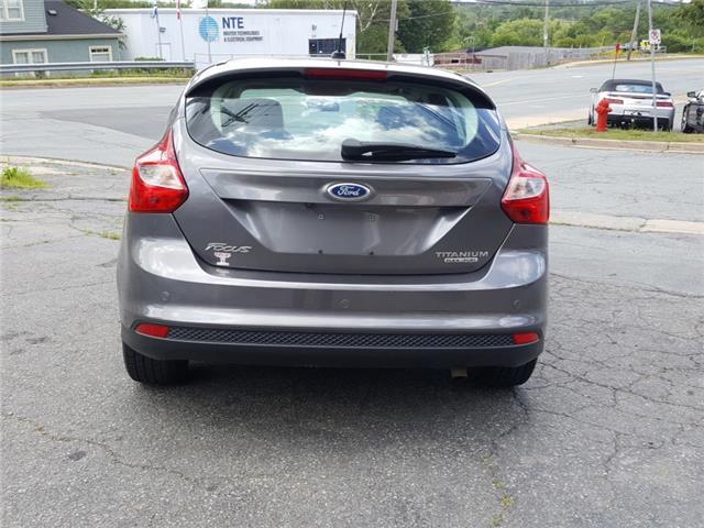 2013 Ford Focus Titanium (Stk: ) in Dartmouth - Image 4 of 18