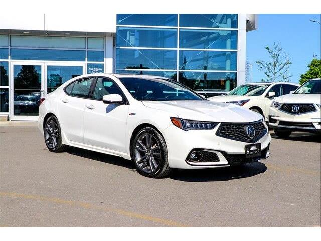 2020 Acura TLX Tech A-Spec (Stk: 18671) in Ottawa - Image 7 of 30