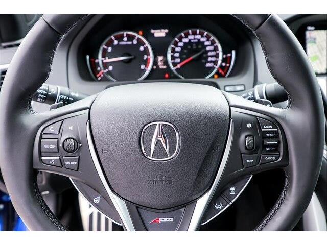 2020 Acura TLX Tech A-Spec (Stk: 18671) in Ottawa - Image 17 of 30