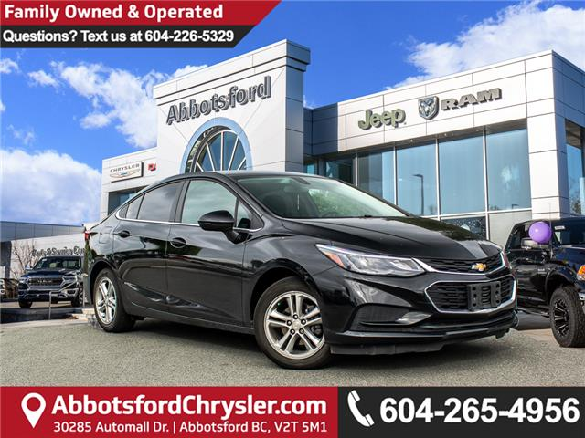 2018 Chevrolet Cruze LT Auto (Stk: K790325A) in Abbotsford - Image 1 of 26