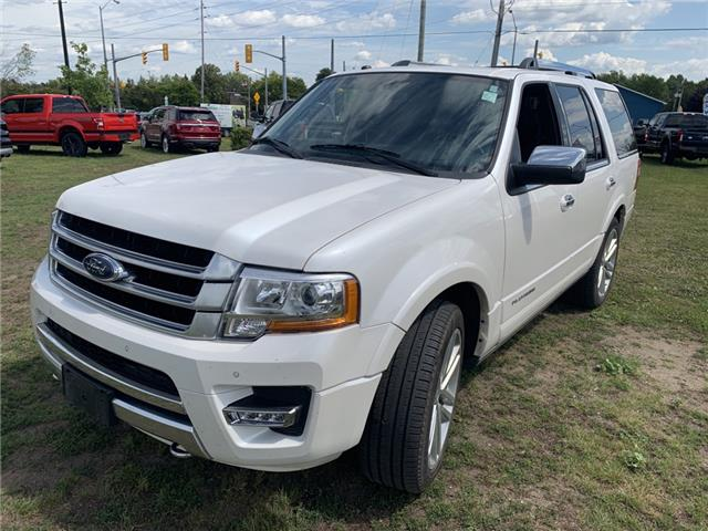 2017 Ford Expedition Platinum (Stk: 19473A) in Perth - Image 1 of 15