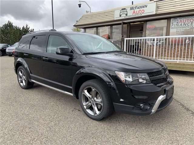 2018 Dodge Journey Crossroad (Stk: B2208A) in Lethbridge - Image 1 of 25