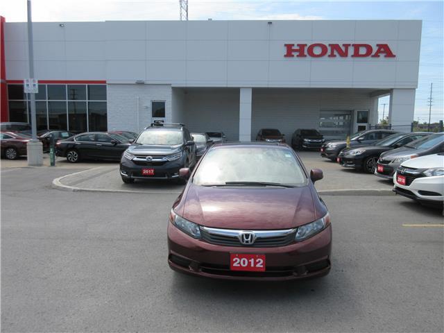 2012 Honda Civic EX (Stk: VA3574) in Ottawa - Image 2 of 12