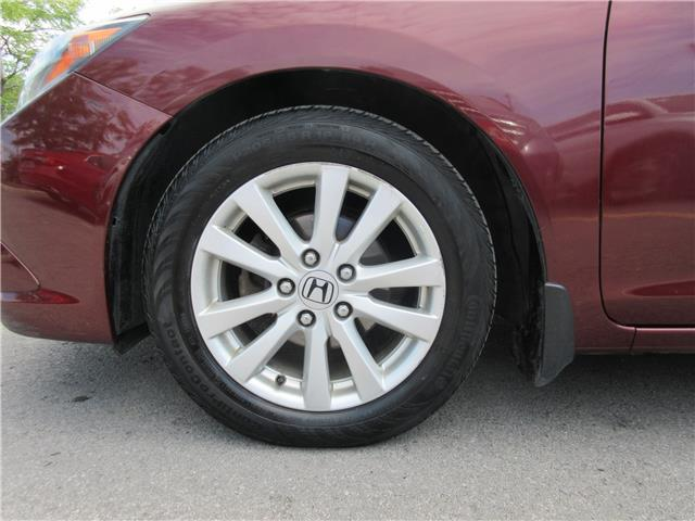 2012 Honda Civic EX (Stk: VA3574) in Ottawa - Image 12 of 12