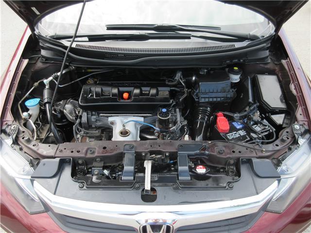 2012 Honda Civic EX (Stk: VA3574) in Ottawa - Image 10 of 12