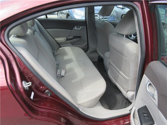2012 Honda Civic EX (Stk: VA3574) in Ottawa - Image 6 of 12