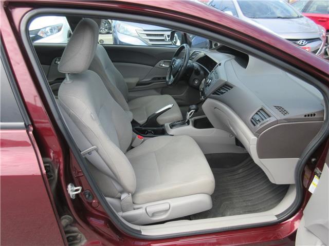 2012 Honda Civic EX (Stk: VA3574) in Ottawa - Image 5 of 12