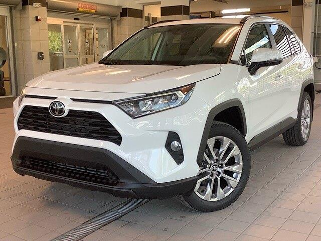 2019 Toyota RAV4 XLE (Stk: 21742) in Kingston - Image 1 of 30