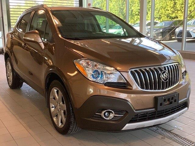 2016 Buick Encore Leather (Stk: 21404B) in Kingston - Image 10 of 29