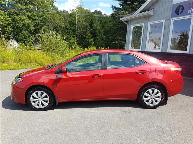 2016 Toyota Corolla LE (Stk: 00155) in Middle Sackville - Image 2 of 24