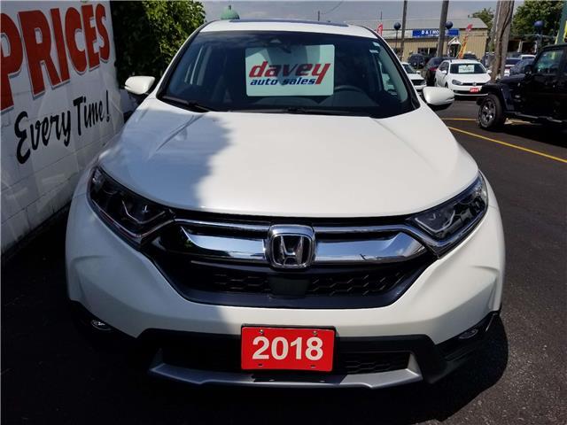 2018 Honda CR-V EX (Stk: 19-559) in Oshawa - Image 2 of 17