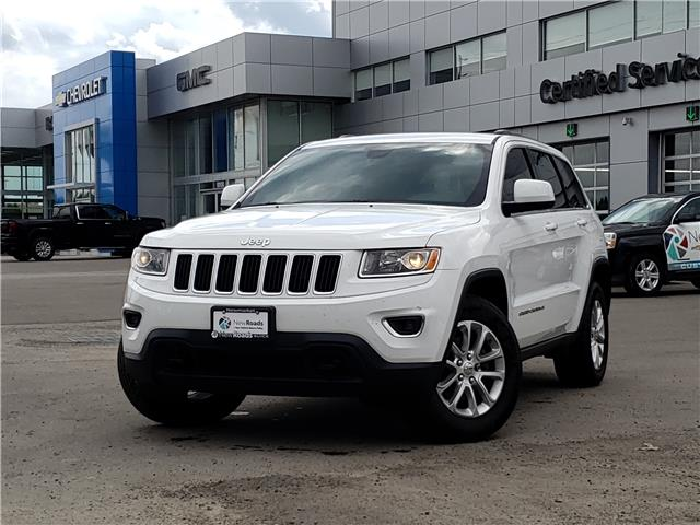 2016 Jeep Grand Cherokee Laredo (Stk: N13417) in Newmarket - Image 1 of 28