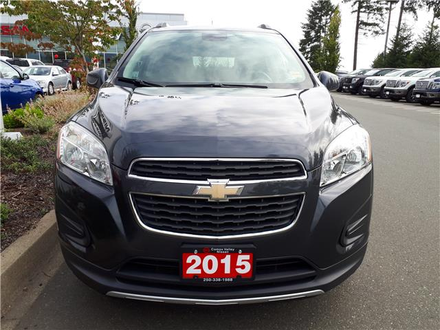 2015 Chevrolet Trax 1LT (Stk: P0103) in Courtenay - Image 2 of 9