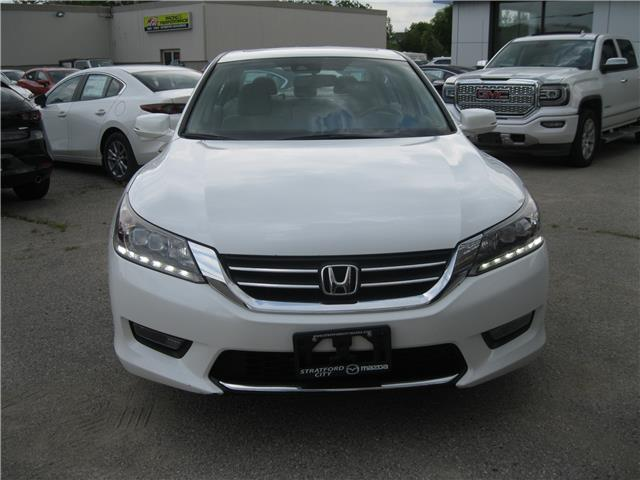 2014 Honda Accord Touring (Stk: 19122A) in Stratford - Image 2 of 25