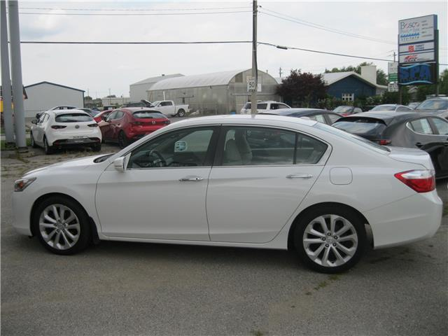 2014 Honda Accord Touring (Stk: 19122A) in Stratford - Image 3 of 25