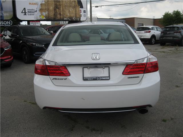 2014 Honda Accord Touring (Stk: 19122A) in Stratford - Image 4 of 25