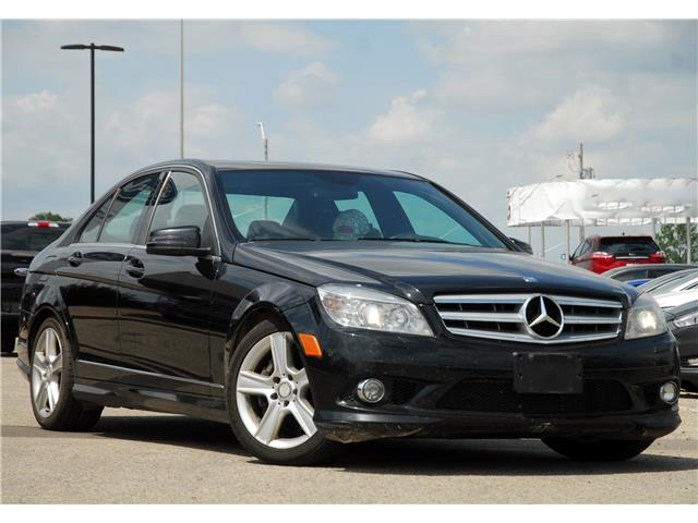 2010 Mercedes-Benz C-Class Base (Stk: 9F1370BX) in Kitchener - Image 1 of 5