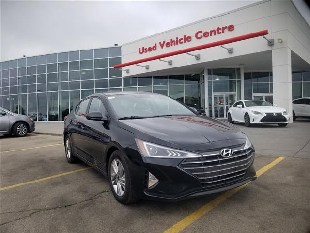 2019 Hyundai Elantra Preferred (Stk: U194274) in Calgary - Image 1 of 23