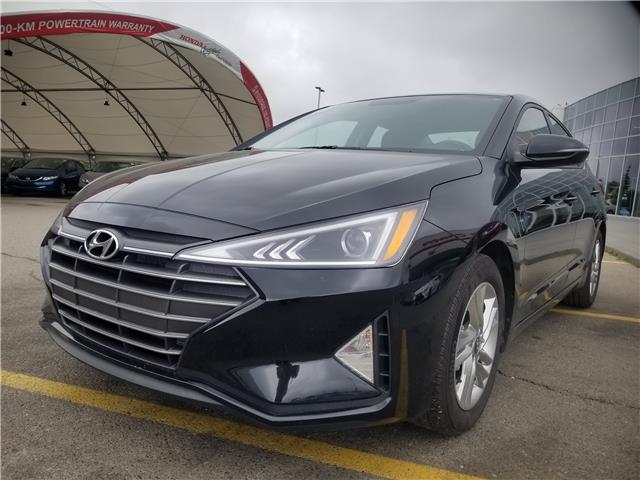 2019 Hyundai Elantra Preferred (Stk: U194274) in Calgary - Image 22 of 23