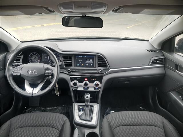 2019 Hyundai Elantra Preferred (Stk: U194274) in Calgary - Image 10 of 23