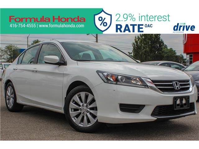 2015 Honda Accord LX (Stk: B11337) in Scarborough - Image 1 of 29