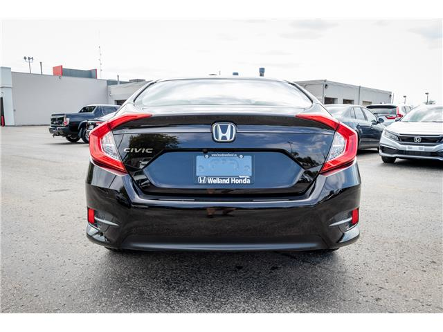 2016 Honda Civic LX (Stk: U19327) in Welland - Image 4 of 19