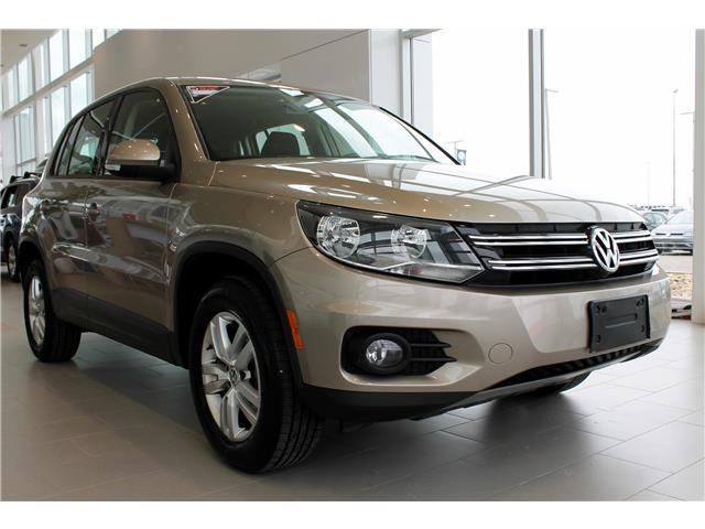 2015 Volkswagen Tiguan Trendline (Stk: 69268A) in Saskatoon - Image 1 of 20