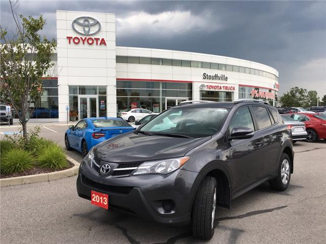 2013 Toyota RAV4 LE (Stk: 190756A) in Whitchurch-Stouffville - Image 1 of 13