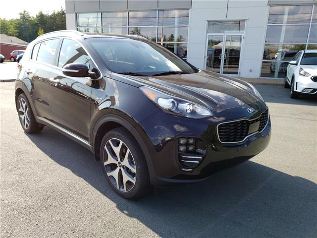 2017 Kia Sportage SX Turbo (Stk: 19136A) in Hebbville - Image 1 of 29