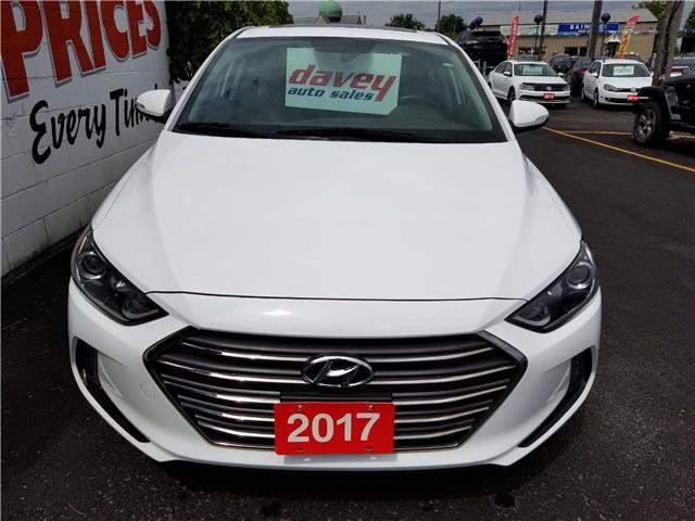 2017 Hyundai Elantra Limited (Stk: 19-536) in Oshawa - Image 2 of 16