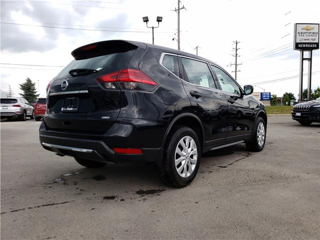 2017 Nissan Rogue SV (Stk: Z304150A) in Newmarket - Image 5 of 29