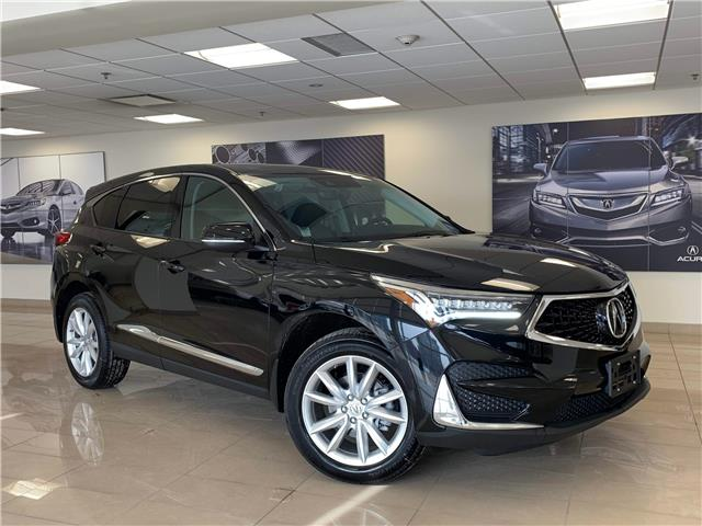2020 Acura RDX Tech (Stk: D12834) in Toronto - Image 1 of 9