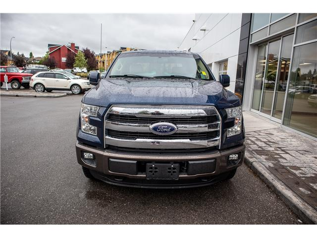 2016 Ford F-150 Lariat (Stk: B81463A) in Okotoks - Image 2 of 20