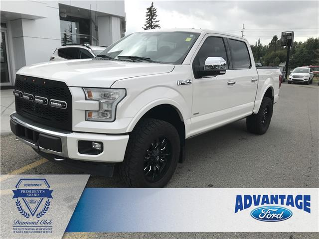2017 Ford F-150 Platinum (Stk: K-1400A) in Calgary - Image 1 of 24