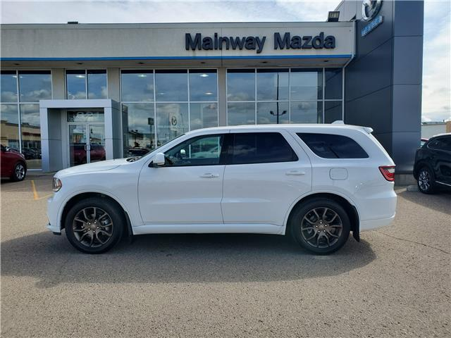 2016 Dodge Durango Limited (Stk: M19157A) in Saskatoon - Image 1 of 27