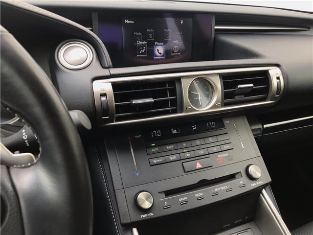 2016 Lexus IS 300  (Stk: 28613A) in Markham - Image 16 of 22